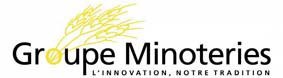 Logo Groupe Minoteries